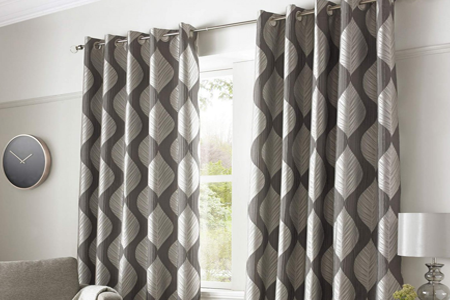 Loop Curtains Ambience Home Interiors Amp Exteriors